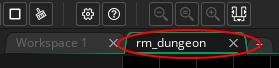 The Room Editor in GameMaker Studio